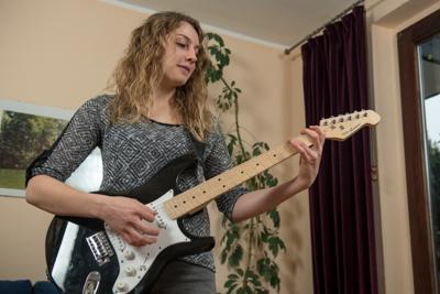 E-Gitarre fuer anfaenger hamburg niendorf