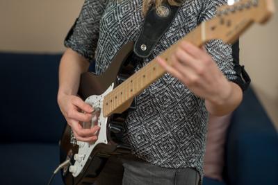 E-Gitarre lernen hamburg niendorf