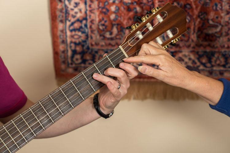 gitarrenunterricht hamburg niendorf erwachsene Lehrerin